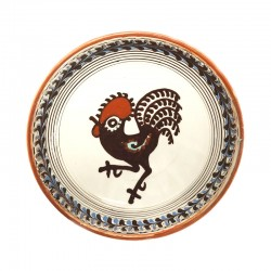 Farfurie din ceramică de Horezu