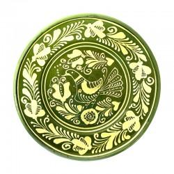 Farfurie din ceramică de Corund