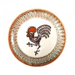 Farfurie din ceramică de Horezu - M5467