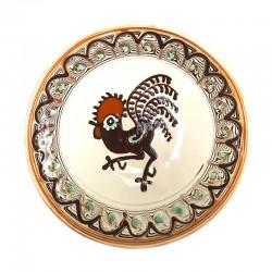 Farfurie din ceramică de Horezu - M5468