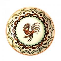 Farfurie din ceramică de Horezu - M5469
