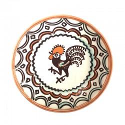 Farfurie din ceramică de Horezu - M5470
