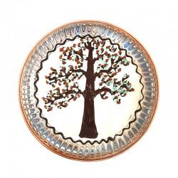 Farfurie din ceramică de Horezu - M5472