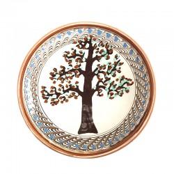 Farfurie din ceramică de Horezu - M5473