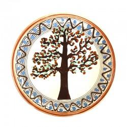 Farfurie din ceramică de Horezu - M5474