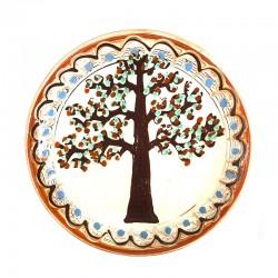 Farfurie din ceramică de Horezu - M5475