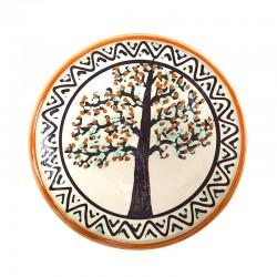 Farfurie din ceramică de Horezu - M5476