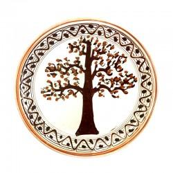 Farfurie din ceramică de Horezu - M5477