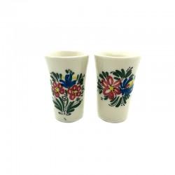 Set de două păhărele din ceramică de Corund M2