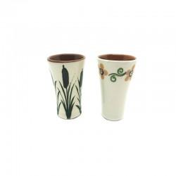Set de două păhărele din ceramică de Corund M5