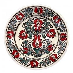 Farfurie din ceramică de Corund Ø 240 mm M6264