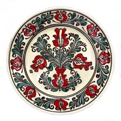 Farfurie din ceramică de Corund Ø 240 mm M6265
