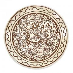 Farfurie din ceramică de Corund Ø 240 mm M6269