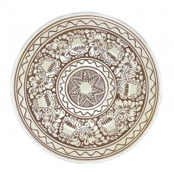 Platou din ceramică de Corund Ø 400 mm M6313