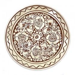 Farfurie din ceramică de Corund Ø 240 mm M6270