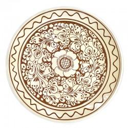 Farfurie din ceramică de Corund Ø 240 mm M6271