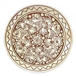 Farfurie din ceramică de Corund Ø 240 mm M6272