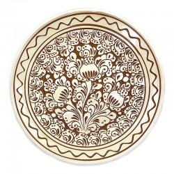 Farfurie din ceramică de Corund Ø 240 mm M6273