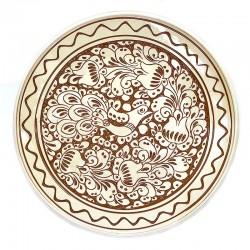 Farfurie din ceramică de Corund Ø 240 mm M6274