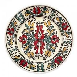 Farfurie din ceramică de Corund Ø 240 mm M6263