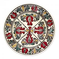 Farfurie din ceramică de Corund Ø 240 mm M6266