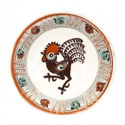 Farfurie din ceramică de Horezu - M6510