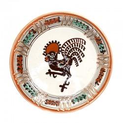 Farfurie din ceramică de Horezu - M6512