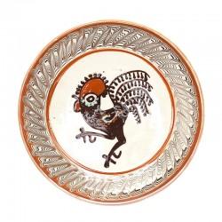 Farfurie din ceramică de Horezu - M6513