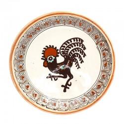 Farfurie din ceramică de Horezu - M6516
