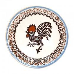 Farfurie din ceramică de Horezu - M6519