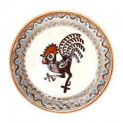 Farfurie din ceramică de Horezu - M6520