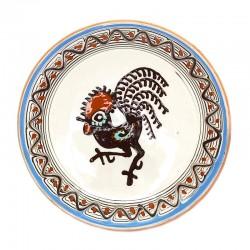 Farfurie din ceramică de Horezu - M6522
