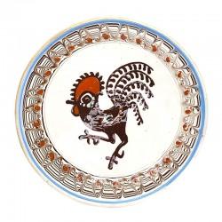 Farfurie din ceramică de Horezu - M6523