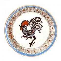 Farfurie din ceramică de Horezu - M6524