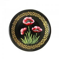 Farfurie pictată din ceramică de Marginea M6833