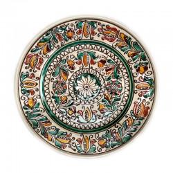 Farfurie din ceramică de Corund Ø 220 mm M7526