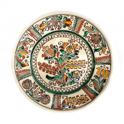 Farfurie din ceramică de Corund Ø 220 mm M7527