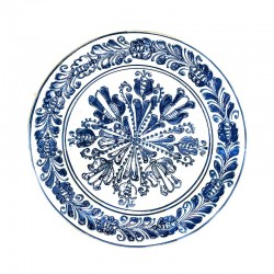 Farfurie din ceramică de Corund Ø 240 mm M7497
