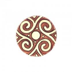 Farfurie din ceramică de Cucuteni