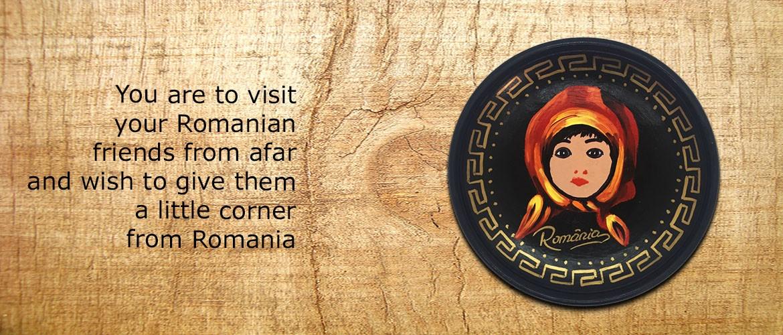 Un coltisor din Romania